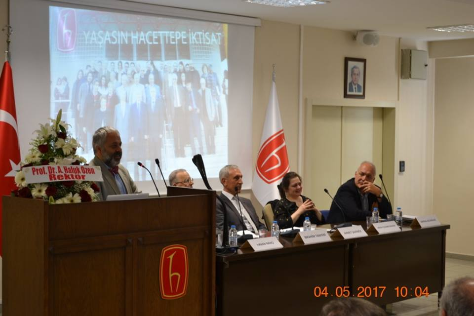 50th Anniversary of Hacettepe Economics Events